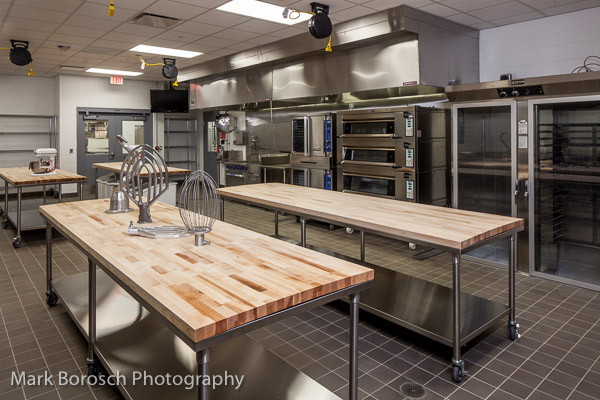 Small Commercial Kitchen Layout Example