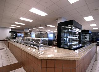 Riverview HS Kitchen