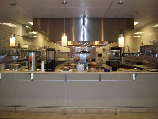Sarasota County Technical Institute (SCTI) Kitchen Area
