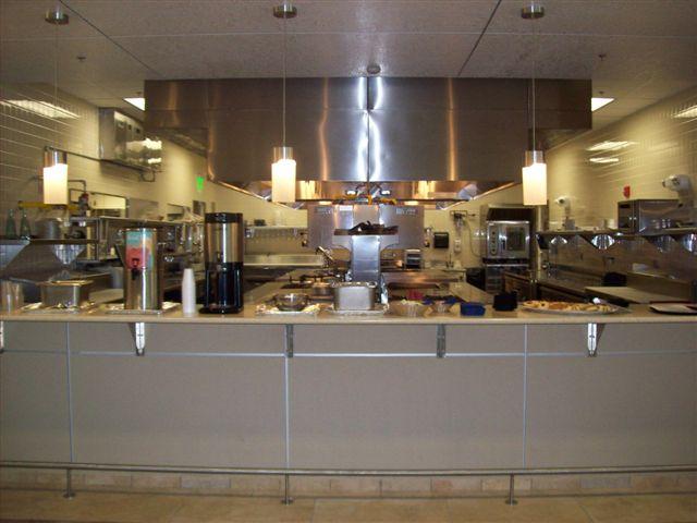 Sarasota County Technical Institute (SCTI) Kitchen Area