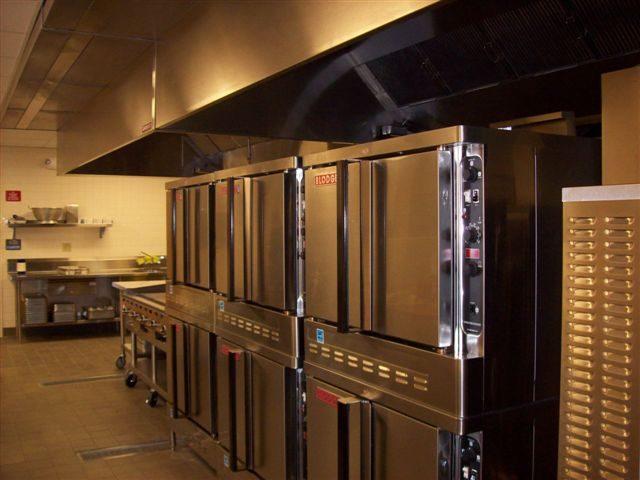 Venice High School kitchen equipment