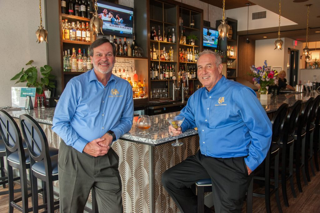 Bob Daly and C.J. Fishman
