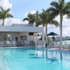 Sarasota Yacht Club Spinnaker Pool Bar & Kitchen