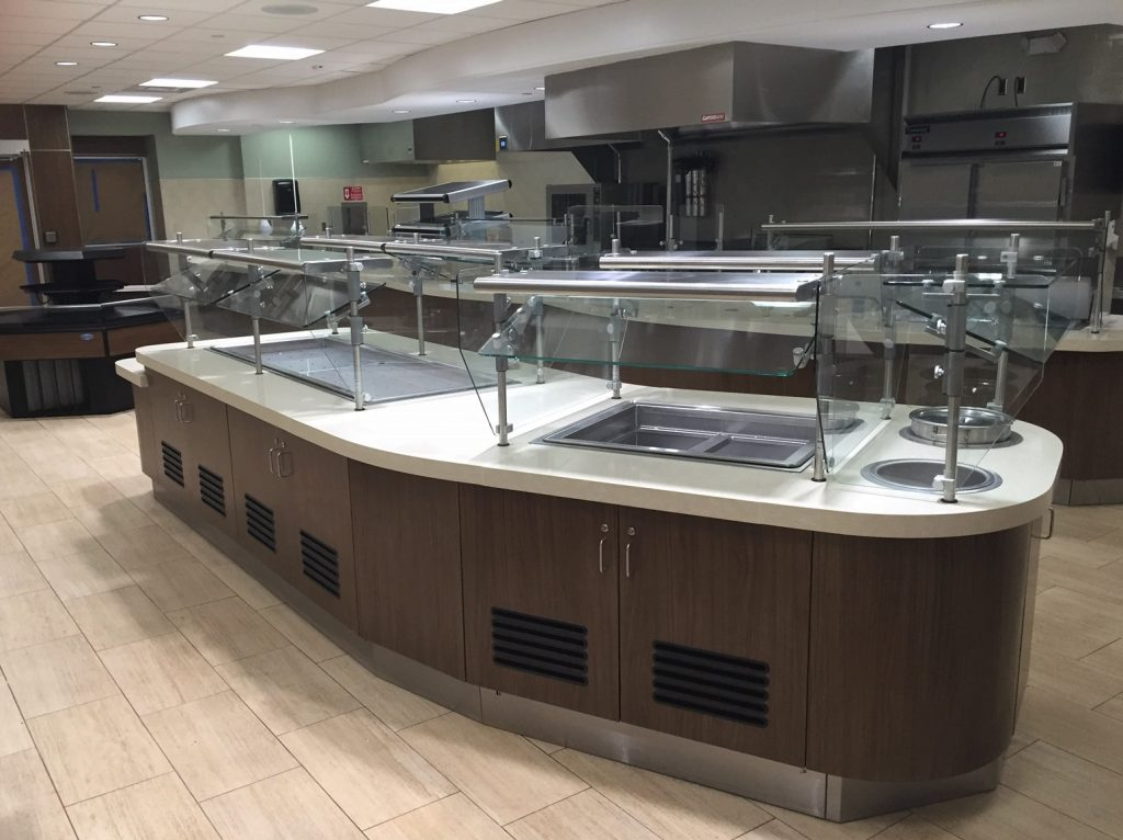 Dunedin Mease Hospital Interior Kitchen Design
