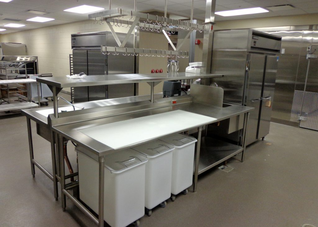 St Josephs South Commercial Hospital Kitchen Design